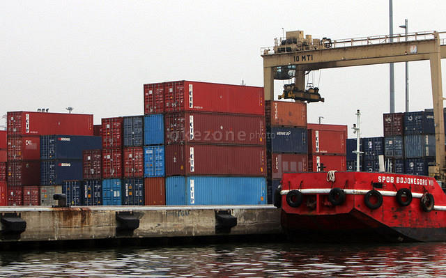 Empat Puluh Persen Jalur Perdagangan Dunia Melewati Indonesia