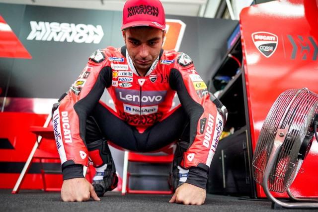 Petrucci Nilai Ducati Terlalu Cepat Putuskan Miller untuk Naik ke Tim Pabrikan