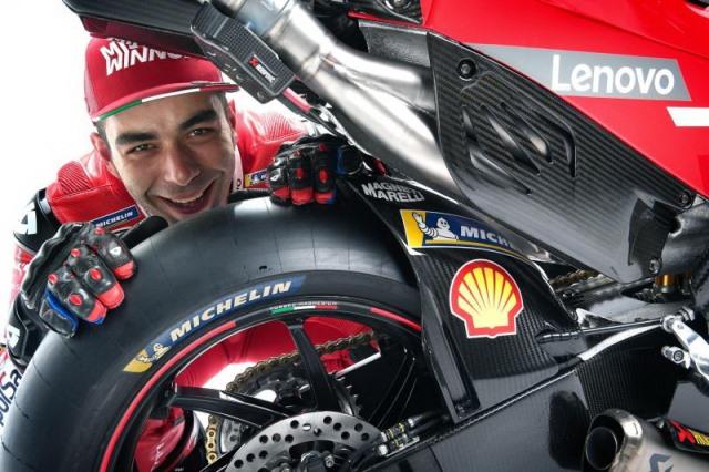 Ducati: Pintu Kami Masih Terbuka untuk Petrucci