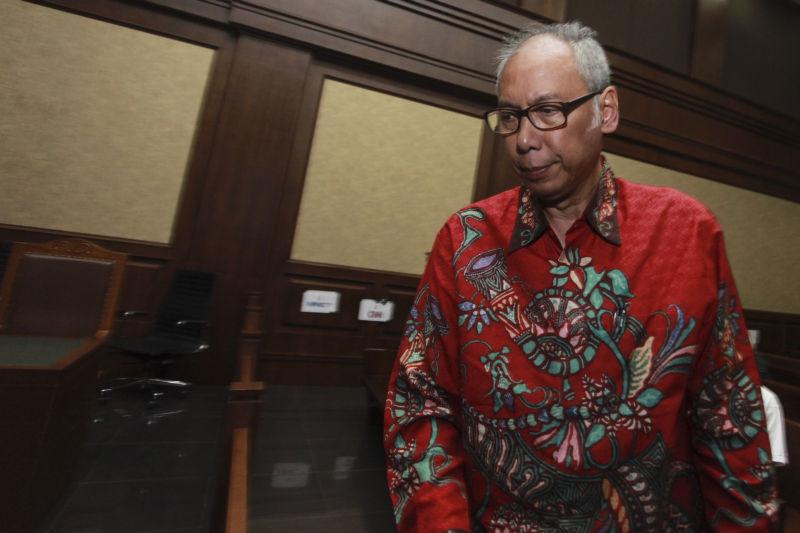 Dokter Bimanesh mengaku diminta Fredrich mengubah skenario medis Setnov