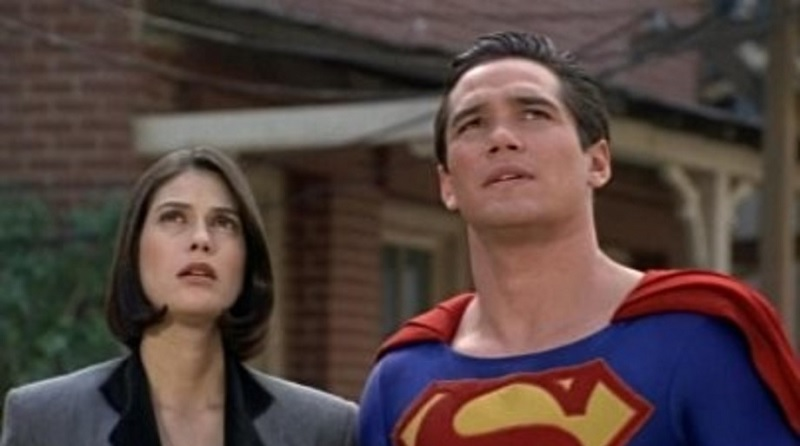 Dean Cain sebagai Superman (Foto: Syfy)