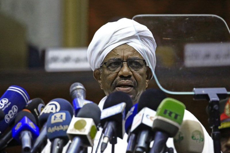 Presiden Sudan Omar al Bashir