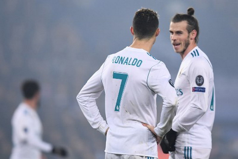 Bale dan Ronaldo
