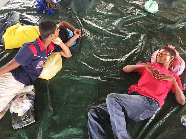 Imigran Rohingya di Aceh