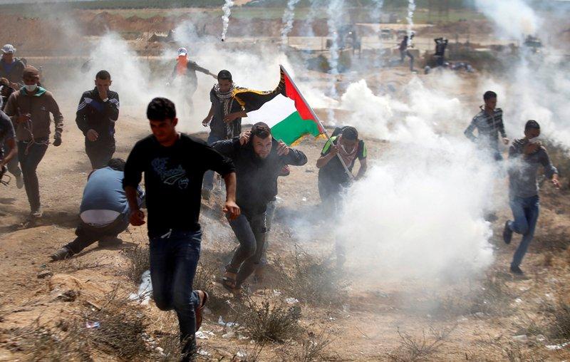 Demo Gaza