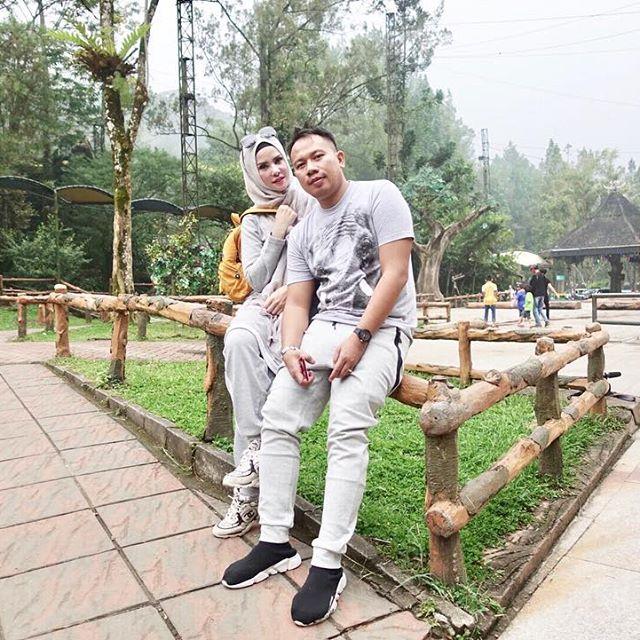Angel Lelga dan Vicky Prasetyo
