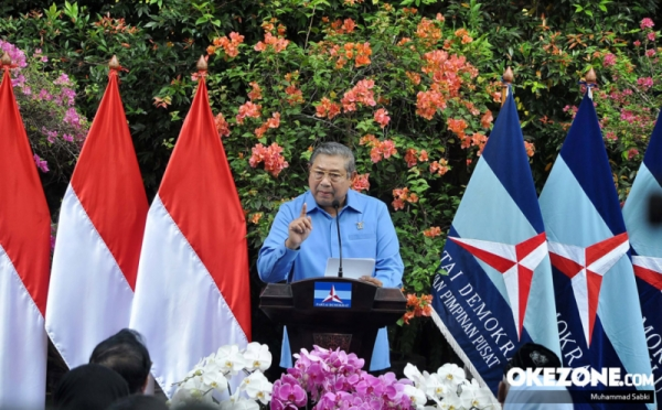 Ketum Demokrat SBY