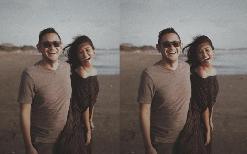 Titi Rajo Bintang dan Suami