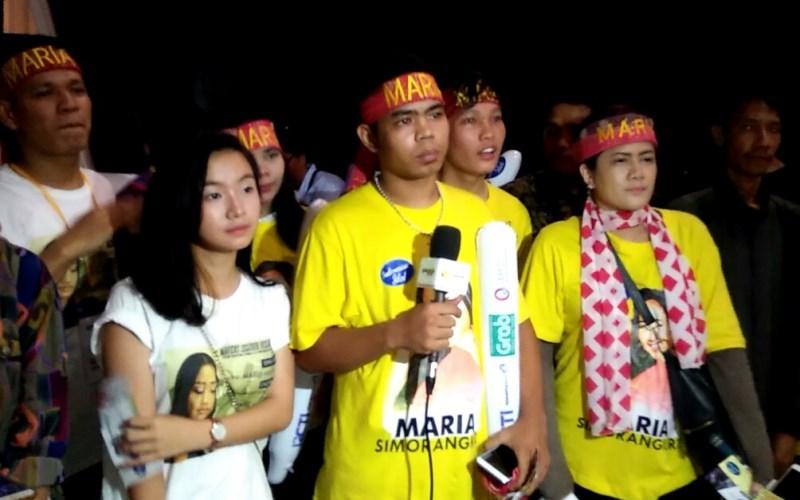 Fans Maria Idol