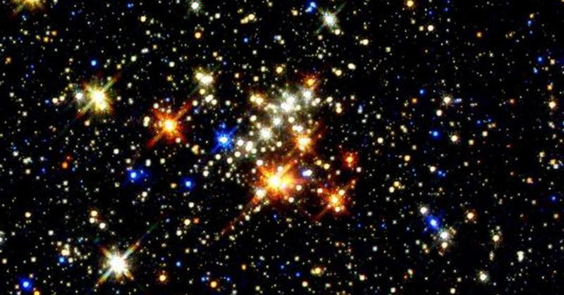 Bintang luar angkasa - NASA