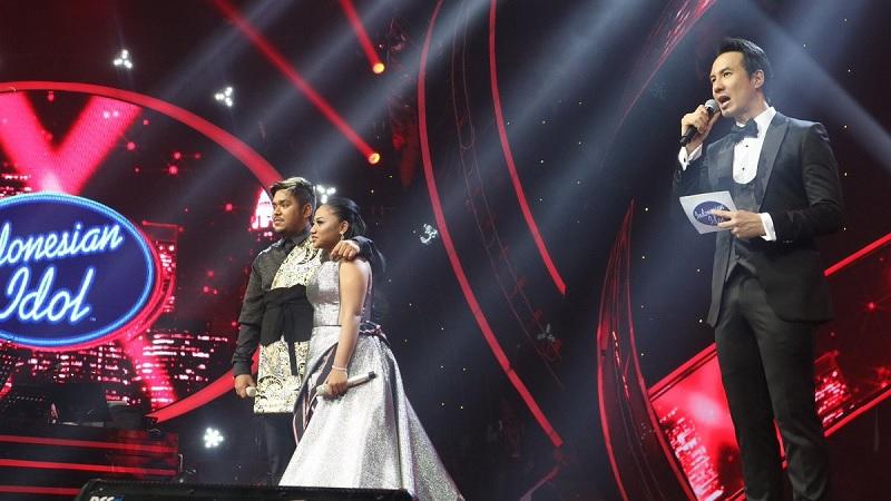 Pengumuman pemenang Indonesian Idol 2018