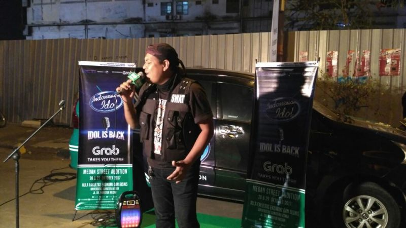Grab Car Idol 2017