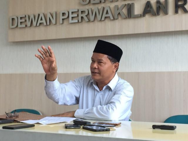 Anggota Dewan Perwakilan Rakyat (DPR) Aceh, Abdullah Saleh
