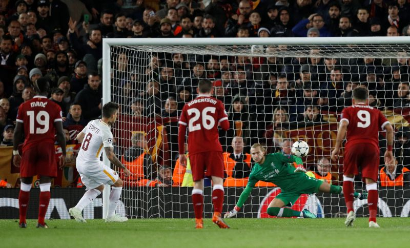 Liverpool vs AS Roma