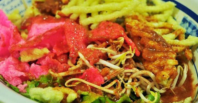 Asinan (Sajian Indonesia)