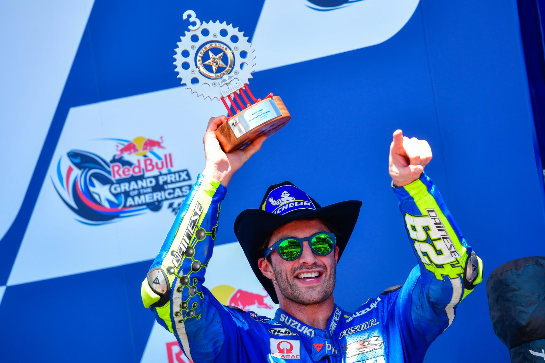 Rossi Terkesan dengan Penampilan Suzuki di MotoGP 2018 ...