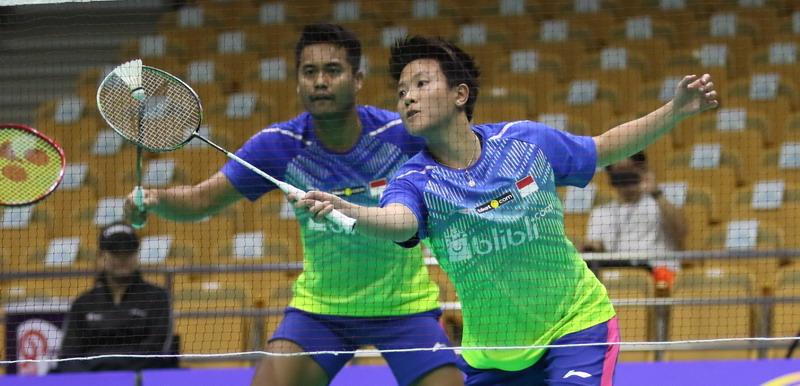 Tontowi Ahmad/Liliyana Natsir