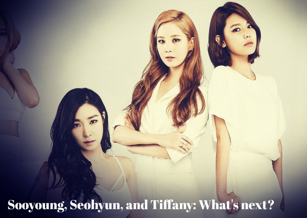 Seohyun, Tiffany, dan Sooyoung, Foto Allkpop