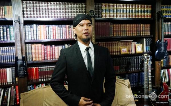 Ahmad Dhani (Dok Okezone)