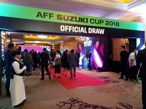 Undian AFF Cup 2018