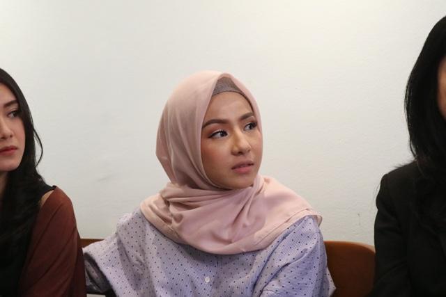Natasha Rizki. (Foto: Revi C Rantung/Okezone)