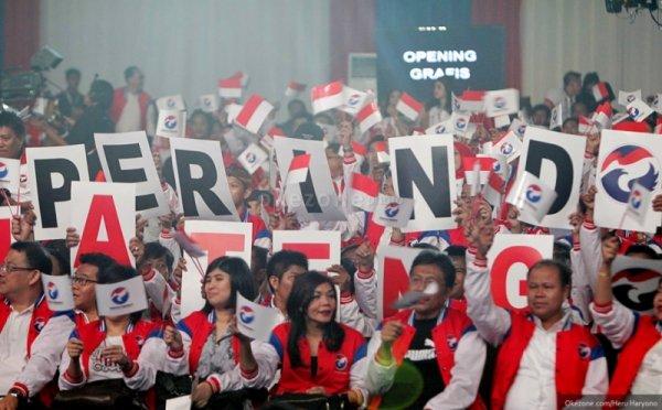 Partai Perindo (foto: Okezone)