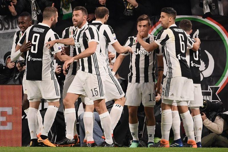 Juventus (Foto: AFP)