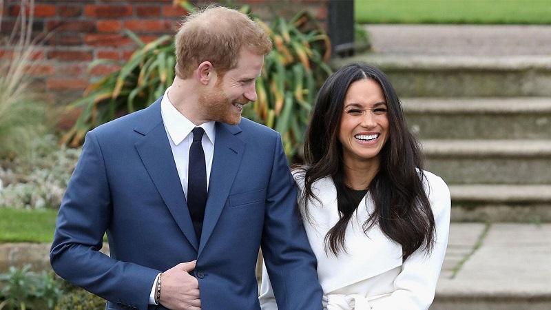 Pangeran Harry dan Meghan Markle. (Foto: ET Online)