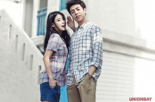 IU dan Lee Hyun Woo, Foto: Soompi