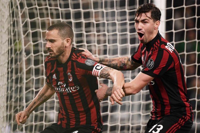 AC Milan (Foto: AFP)