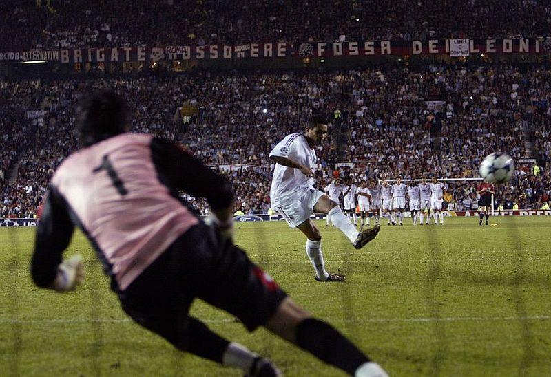 Juventus vs AC Milan 2003