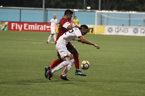 Home United vs Persija