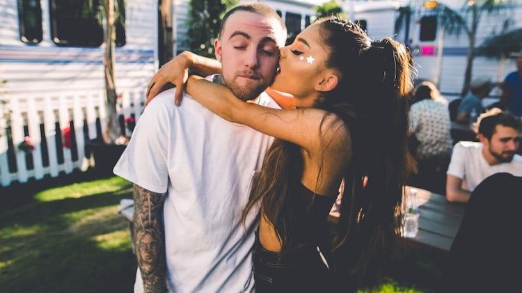 Ariana Grande dan Mac Miller