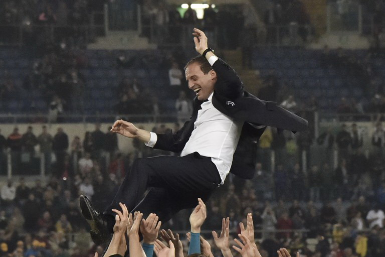 Massimiliano Allegri (Foto: AFP)