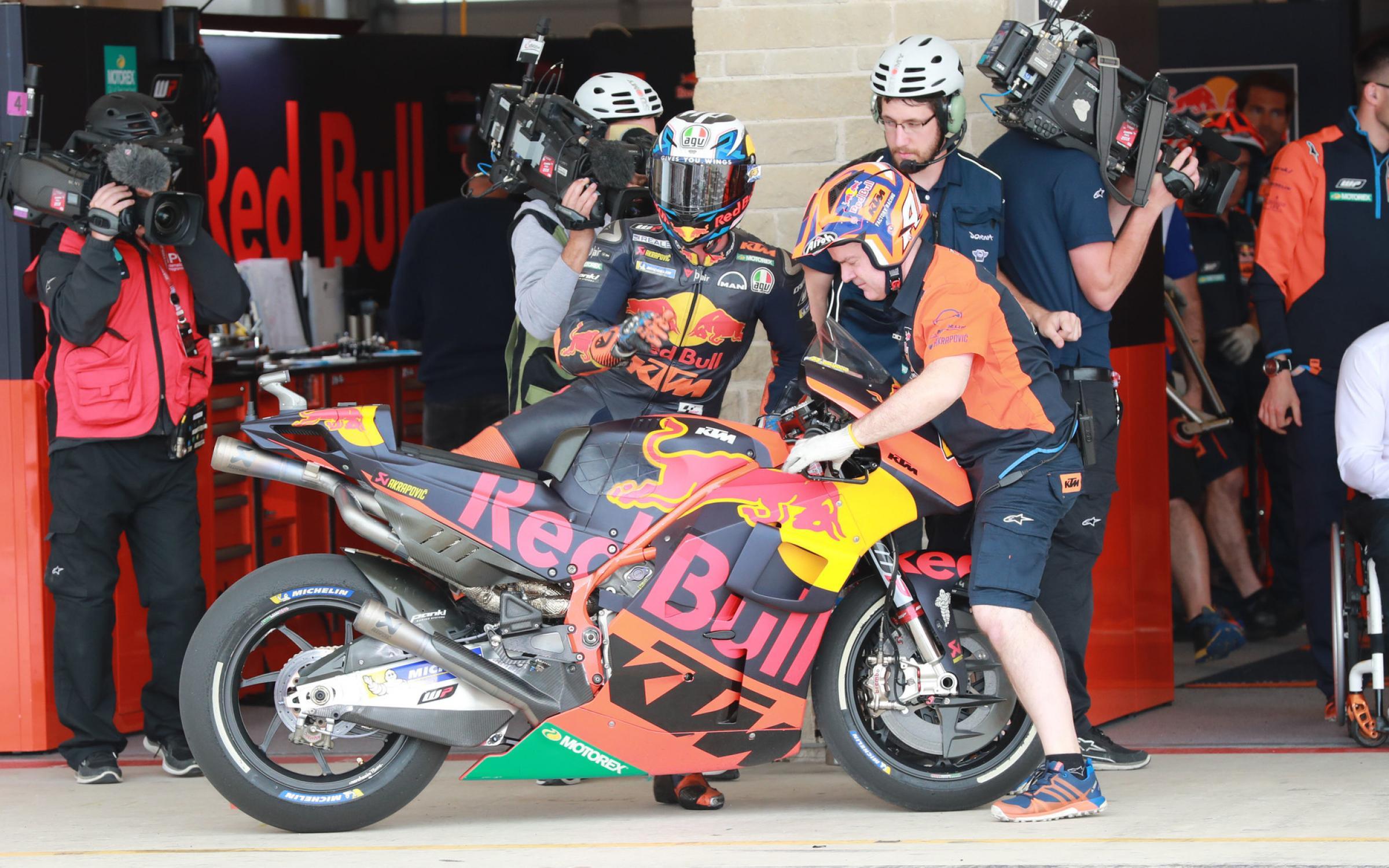 Tim Red Bull KTM