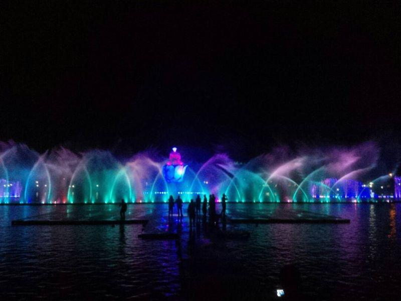 Taman Air Mancur Sribaduga