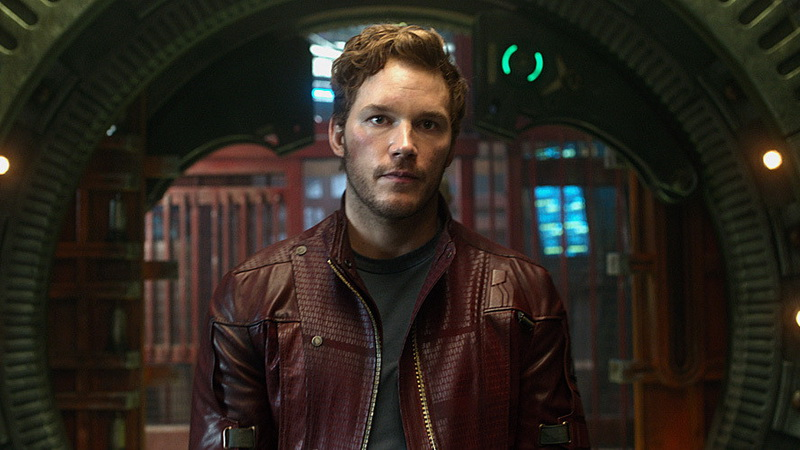 Chris Pratt sebagai Star Lord
