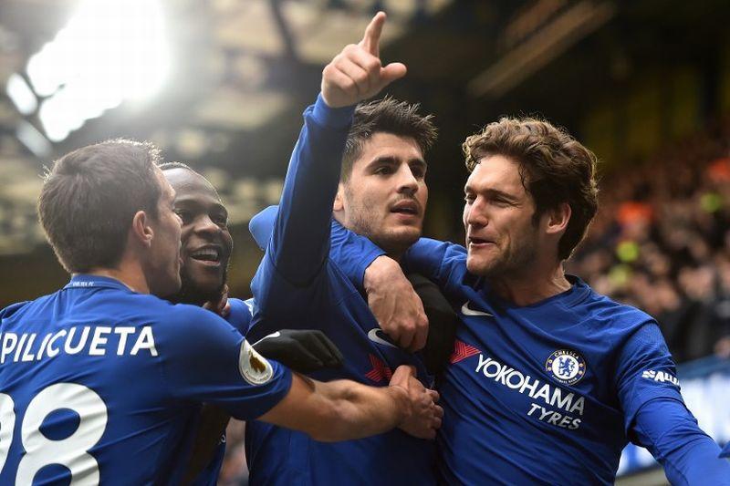 Chelsea (Foto: AFP)