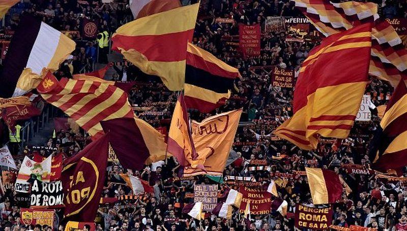Pendukung AS Roma