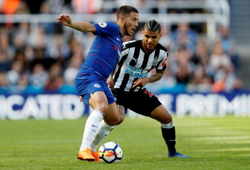 Newcastle United vs Chelsea (Foto: Reuters)