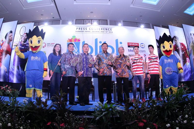 Indonesia Open 2018