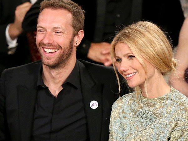 Chris Martin dan Gwyneth Paltrow (People)