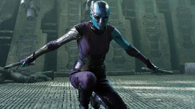 Karen Gillan sebagai Nebula