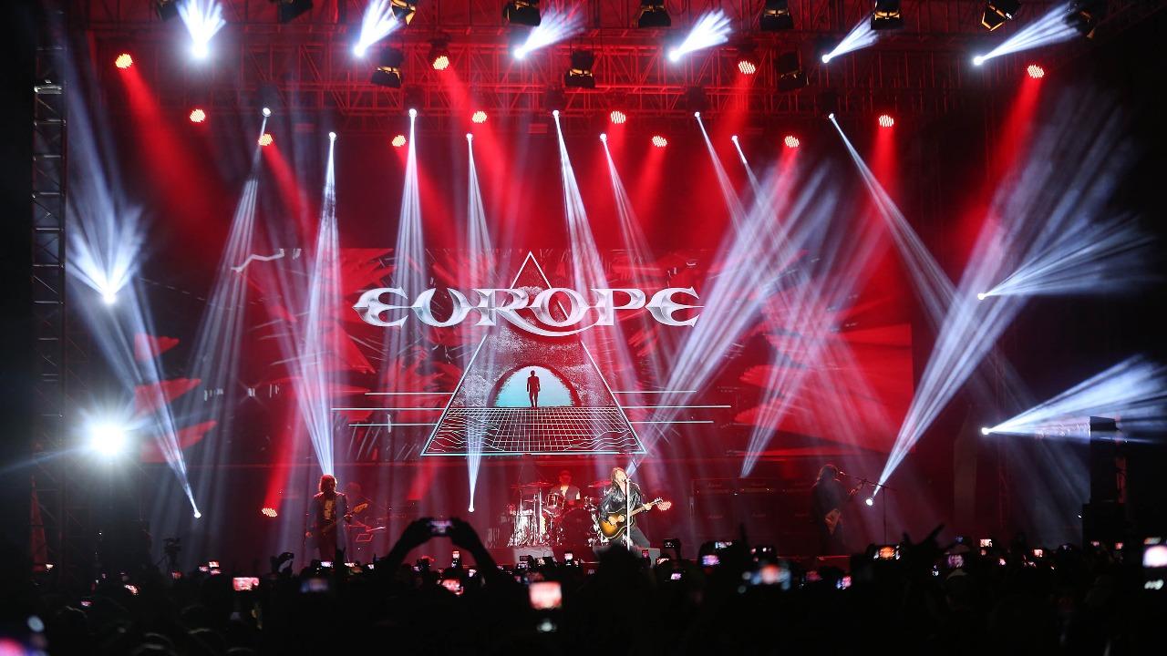 Europe, Foto: Promotor