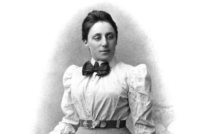 Emmy Noether (Wonderslist)