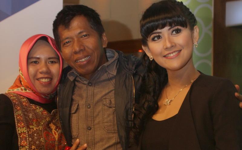Kiwil dan kedua istrinya