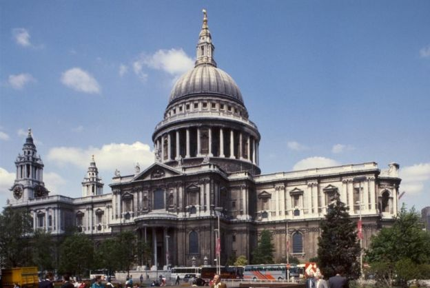 St Paul's Chatedral