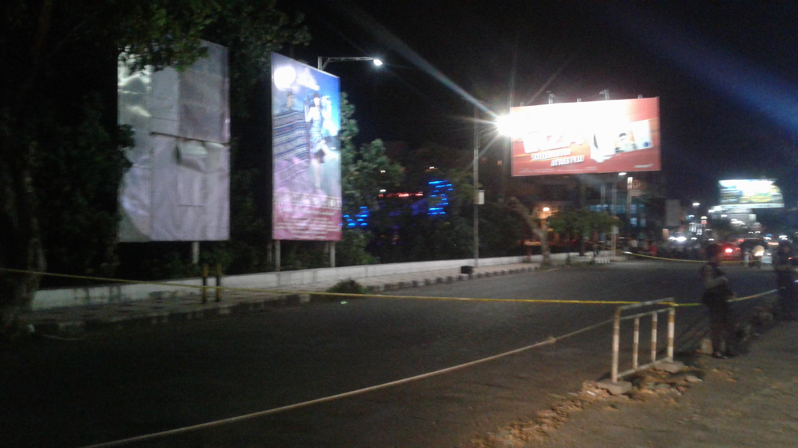 Benda diduga bom di Manado