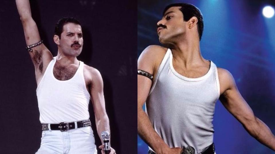 Rami Malek sebagai Mercury Bohemian Rhapsody