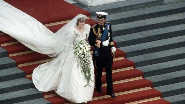 Pernikahan Pangeran Charles dan Lady Diana